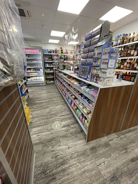 convenience store with off-license - 4