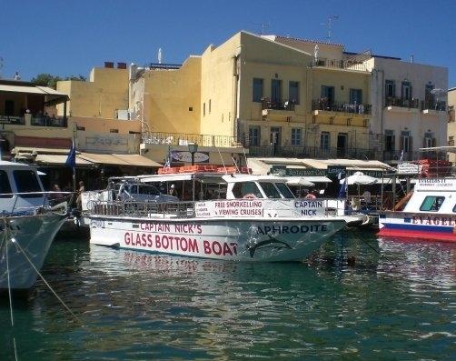 glass bottom tourist boat - 6