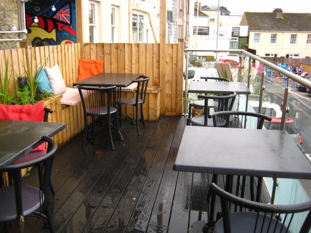 licenced café bar located - 9