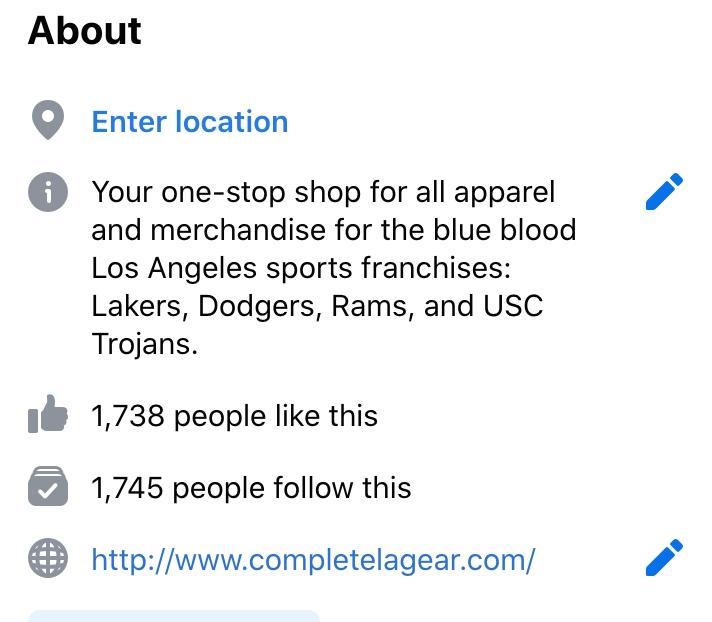 lakers e-commerce store - 4