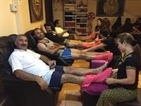 double wide massage spa - 1
