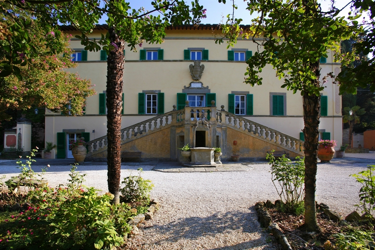 luxury holiday villa cortona - 4