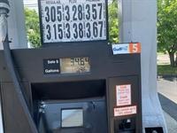 spacious gas convenience store - 2