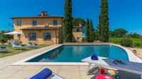 tuscan villa with swimming - 2