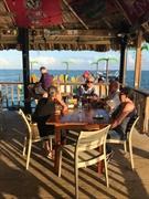 iconic overwater bar restaurant - 1
