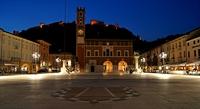 italy castle marostica city - 1
