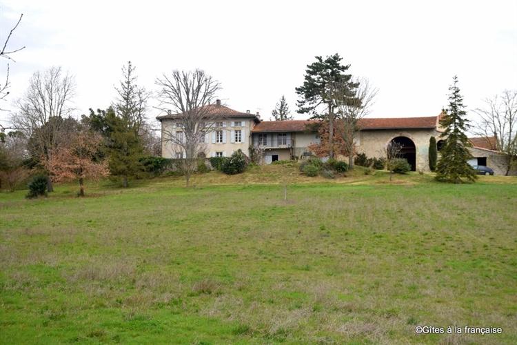 maison de maître with - 13
