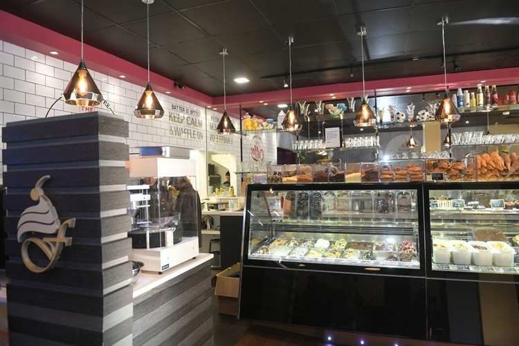 gelato-cafe-delicatessen-waffle lounge for sale - 8