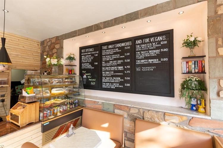 sold beautiful bearsden cafe - 5