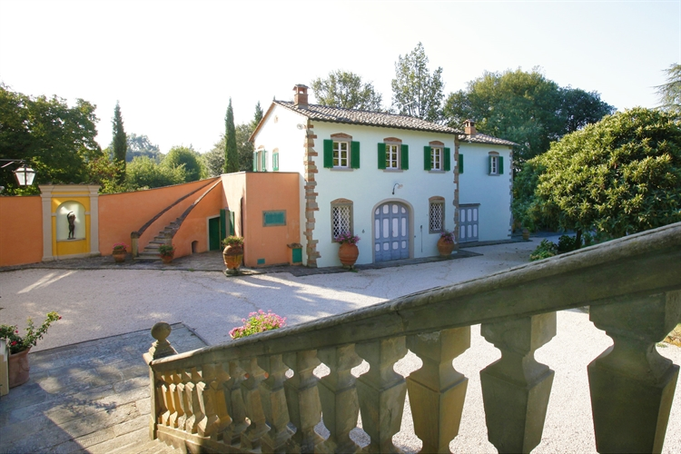 luxury holiday villa cortona - 6