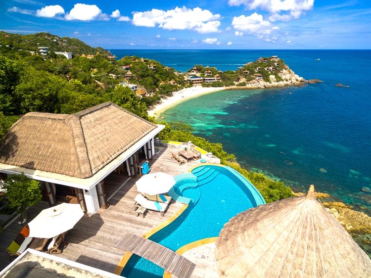 successful luxury pool villas - 14