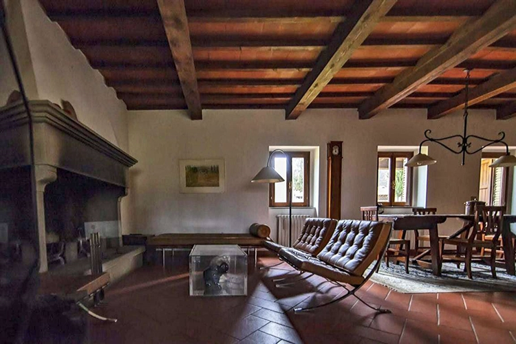 typical tuscan estate arezzo - 12