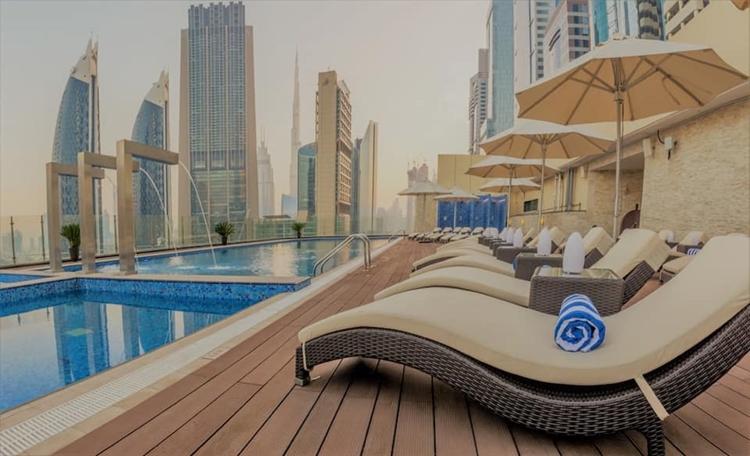 luxury five star hotel - 13