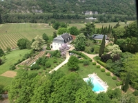 mansion with gites pool - 1