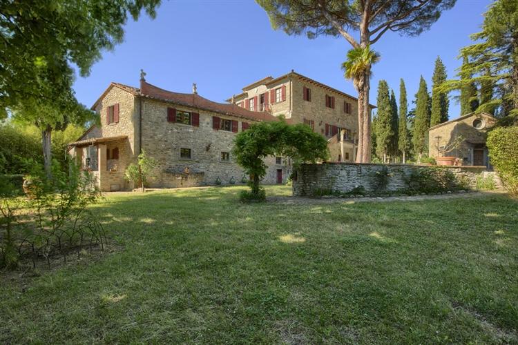 prestigious villa cortona for - 5