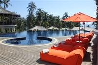 charming beachfront villa resort - 1