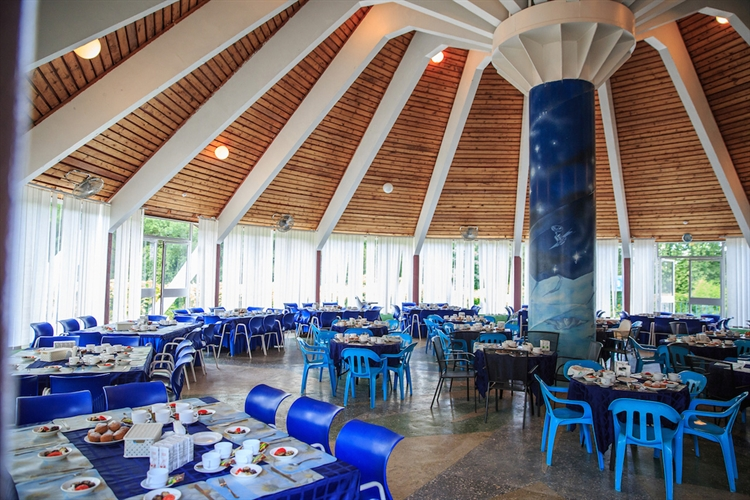 large eco resort complex - 4