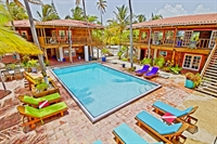 oceanfront tropical island resort - 2