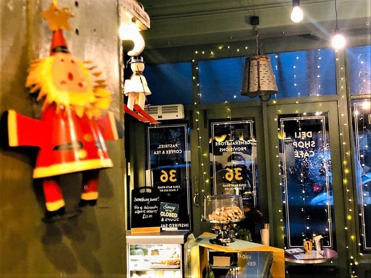 established cafe deli wine - 6