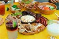 professionally managed ethnic restaurant - 1