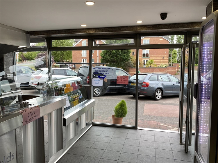 leasehold fish chip takeaway - 7