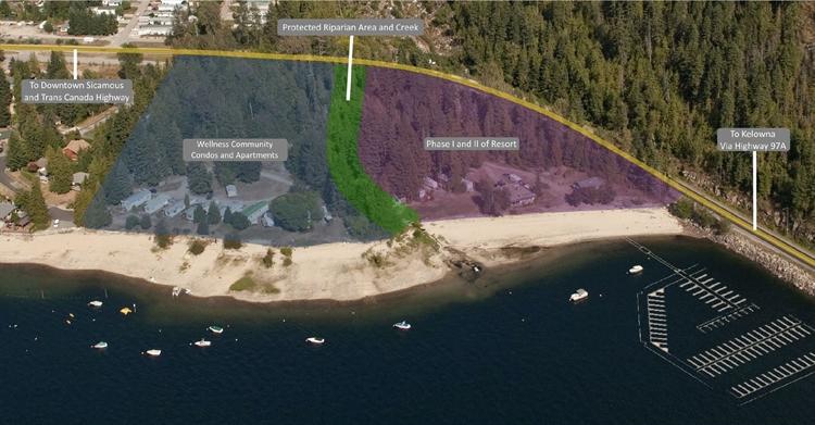 10 acres lakefront plus - 5