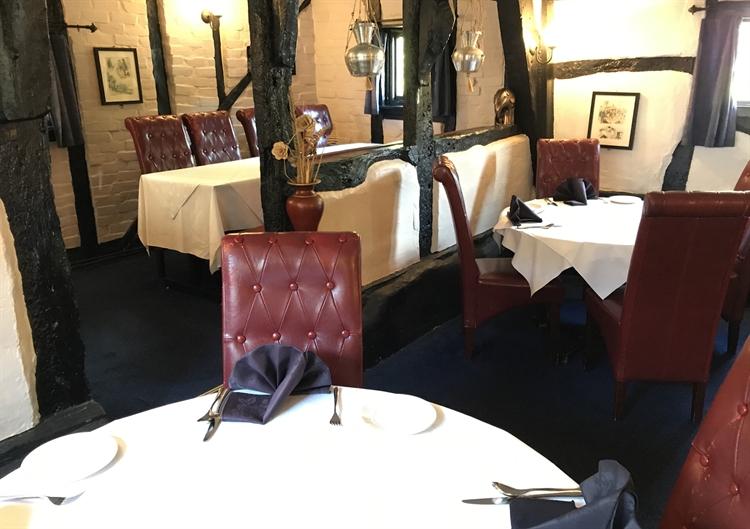 restaurant lodges fordingbridge - 8