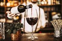 wine bar prime location - 1