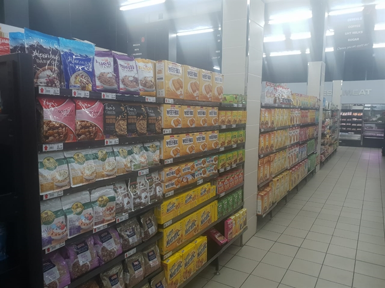 well located foods retailers - 4