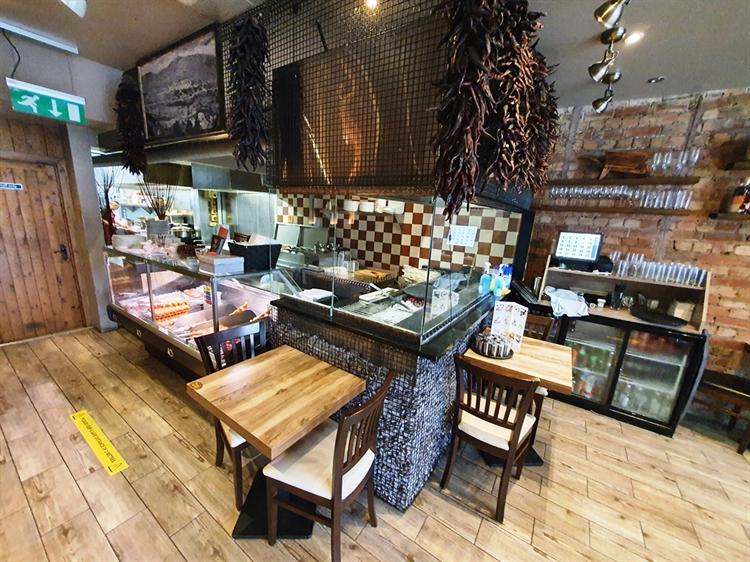 turkish restaurant takeaway with - 6