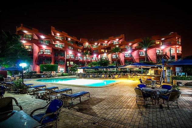 three star resort alexandria - 14