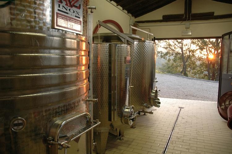 farm with vineyard montepulciano - 6