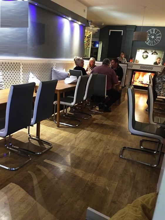 recently refurbished smokehouse restaurant - 4