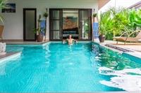 luxury airbnb villa el - 1