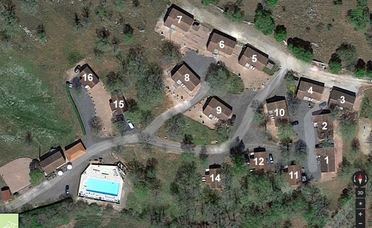 gite village pool licenced - 12