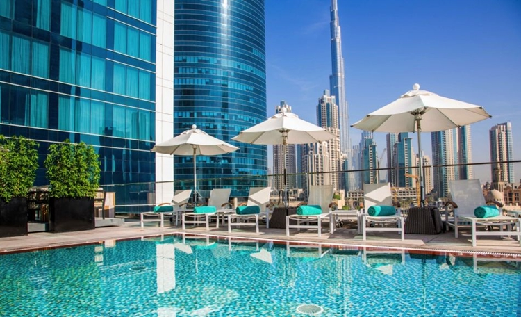 luxury five star hotel - 12