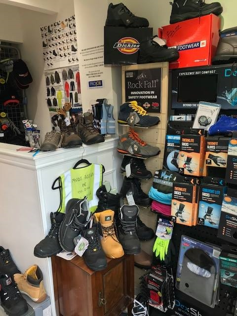 workwear footwear retail shop - 5