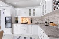 custom cabinet design installation - 1