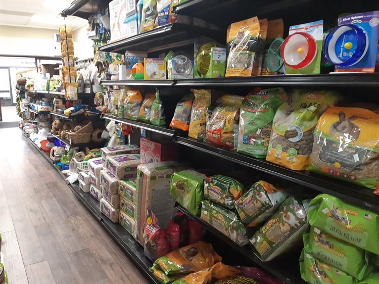 pet food supplies + - 4