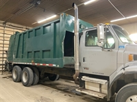sanitation recycling business over - 1