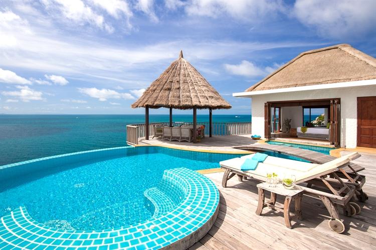 successful luxury pool villas - 13