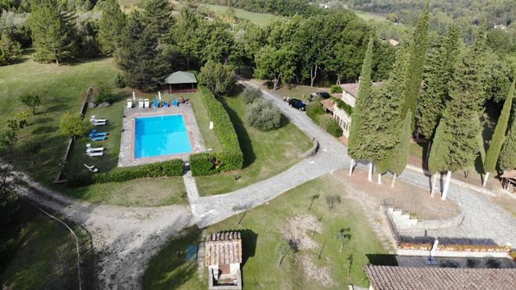 typical tuscan estate arezzo - 5