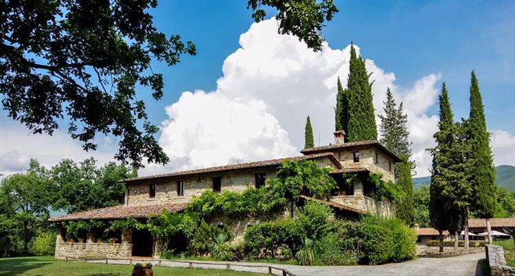 typical tuscan estate arezzo - 4