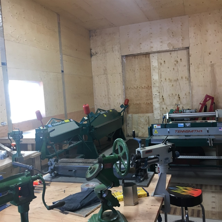 alberta metal fabrication shop - 2