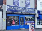 Established Shoe Repair & Key Cutting Business For Sale