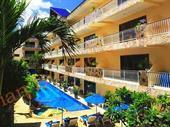 patong beach road hotel
