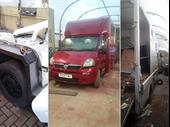 Rare Horsebox Build And Repair Business In Cheshire For Sale