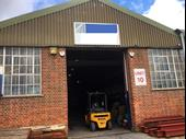 Well Established Steel Fabrication Welding Business In Bristol For Sale