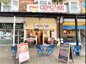 well established café paignton