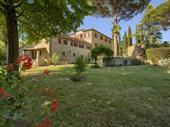 prestigious villa cortona for
